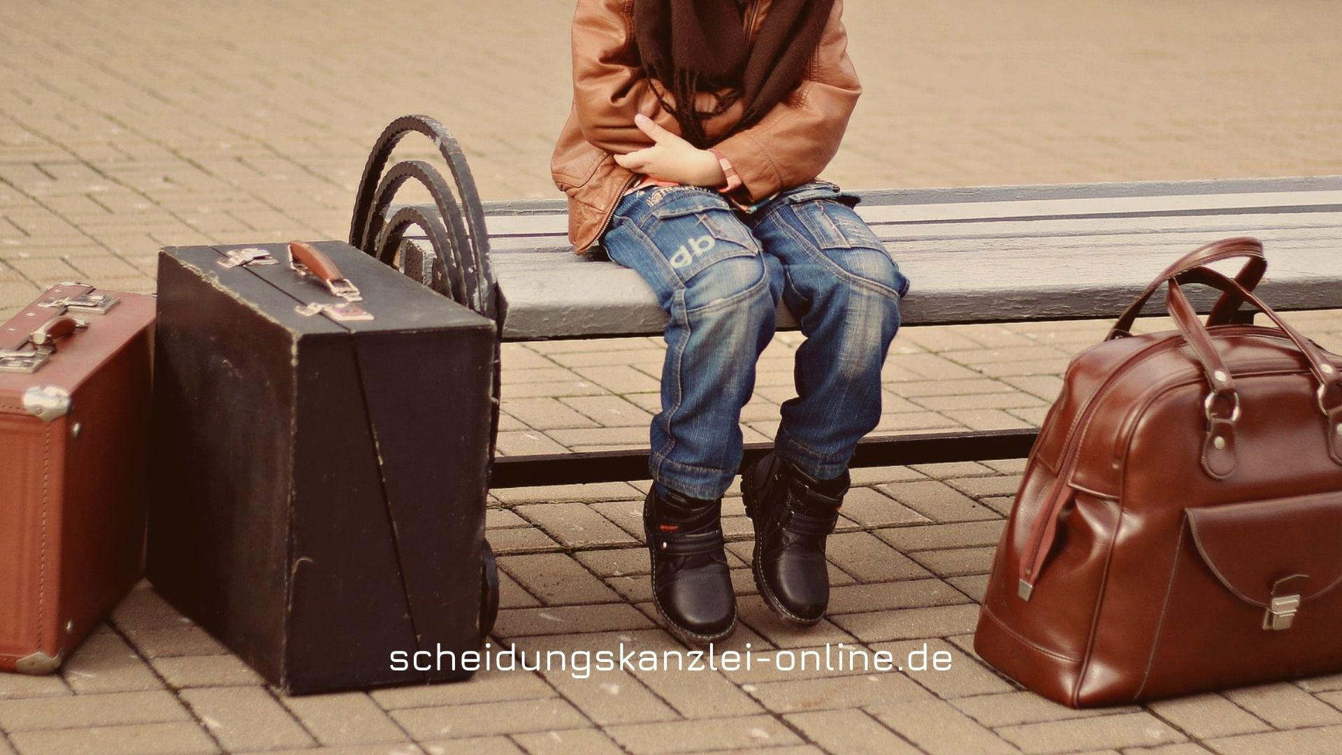 Право на проживание в год разделения и после развода в Германии